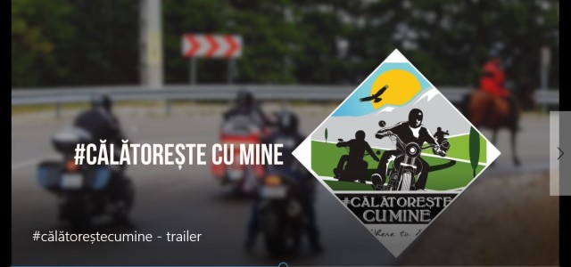 #Calatorestecumine – Trailer